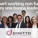 Lo smart working non funziona senza una buona leadership