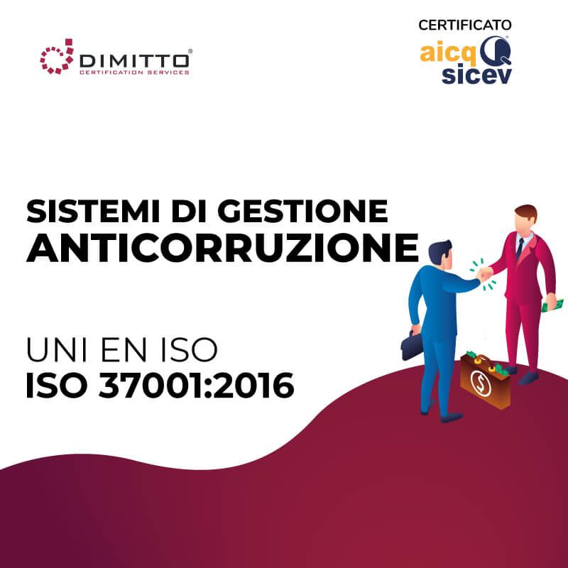 Corso ISO 37001